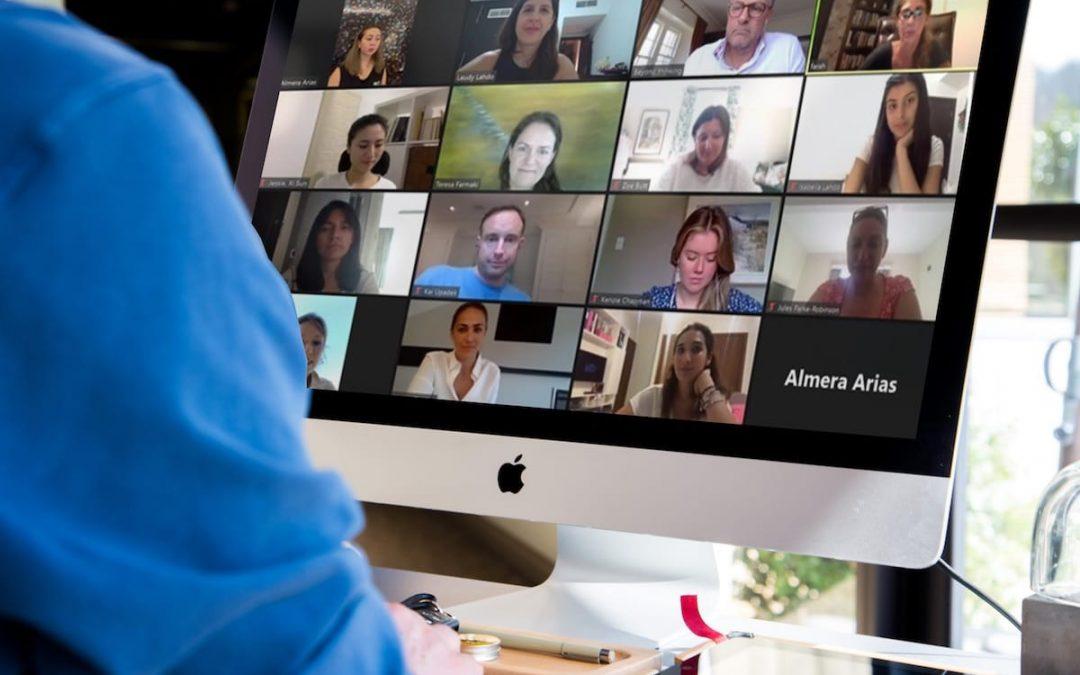 10 December 2020 TARA Virtual Speed Mentoring