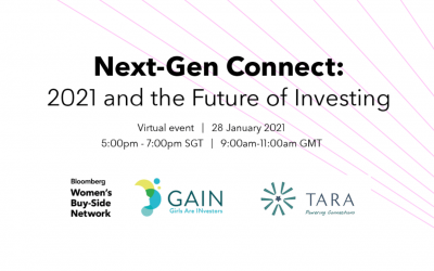 Next Gen Connect: 2021 The Future Of Investing